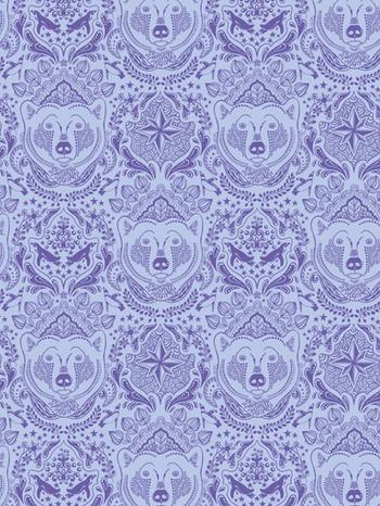 Eisbär lilac