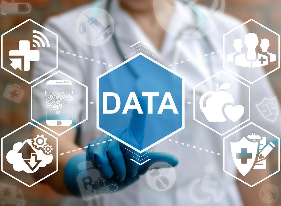 Medicine big data smart mobile computer
