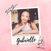 Gabrielle Perry Ambassador Post Part 1.p