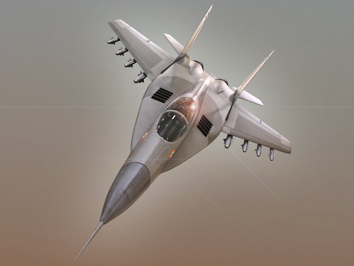 Mig 29 (The Dead 2, 2013)