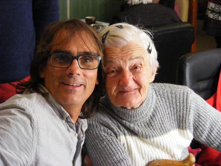 Nunca se é velho demais para conhecer o amor de Deus