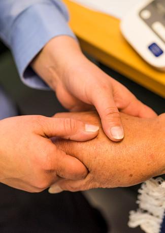 Blood Pressure and Health Checks