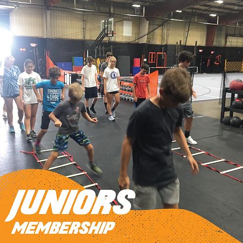 Juniors Membership