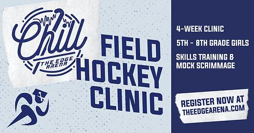 CHILL Field Hockey Session 3 Registration