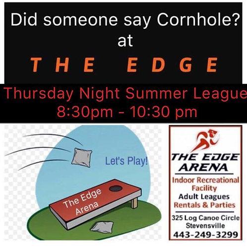 Cornhole Thursday Night Summer League