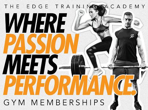 Standard Membership (1-Month)