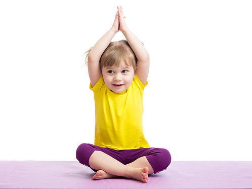 4 Sessions | Kid's Yoga Class