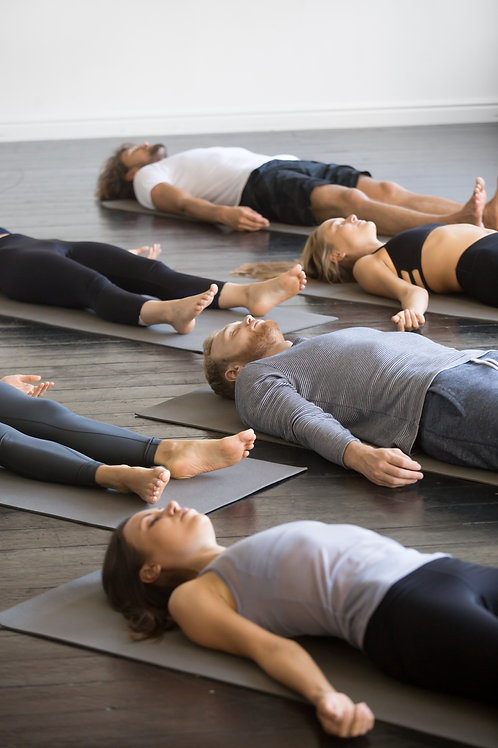 4 Sessions | Relax - Recharge - Reset - Sunday Small Group Gentle Yoga