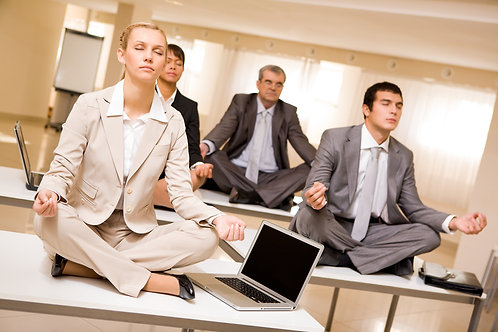 1 Session | Workplace Yoga - Group of 5 or less