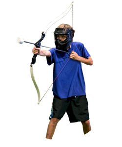 Archery Games Youth Hours