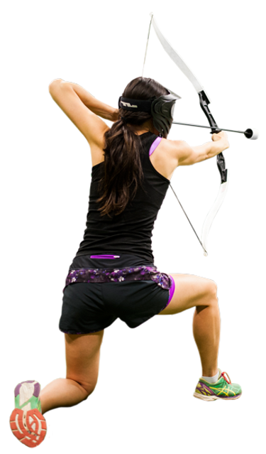 Archery Games Woman