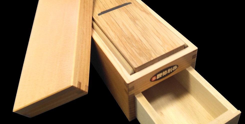 KEZURIKI (Shaving Box for Arabushi / Arahonbushi)