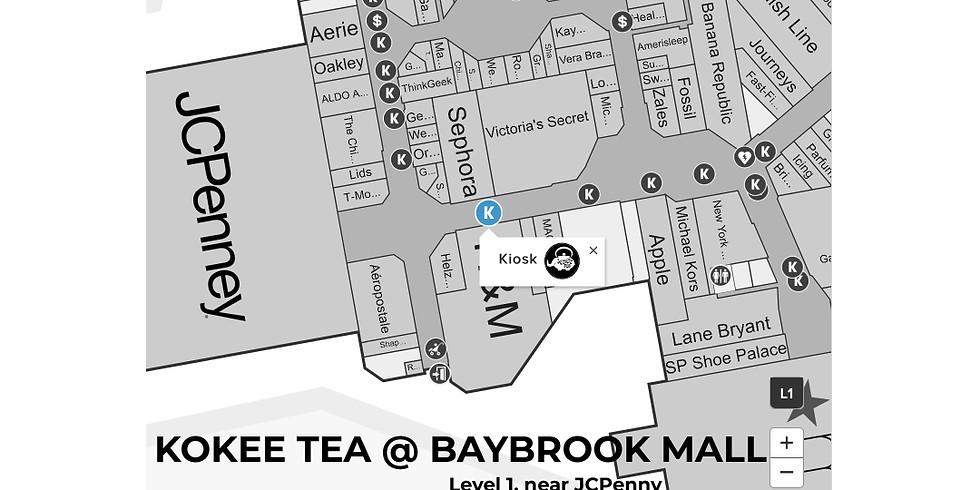 BAYBROOK MALL, TX (GRAND OPENING)