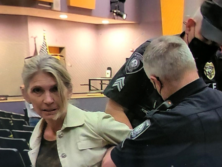 WATCH! Plaistow NH: Sunday School Teacher is ARRESTED for NOT WEARING a Mask!