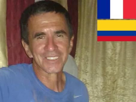 French / Colombian National VictorHugoPascuasFernandez openly.....