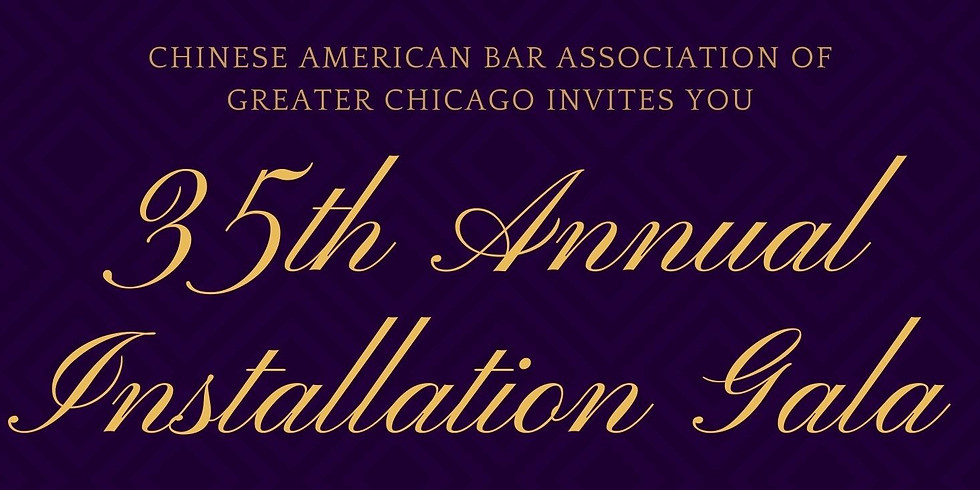 CABA 2021 Installation Gala