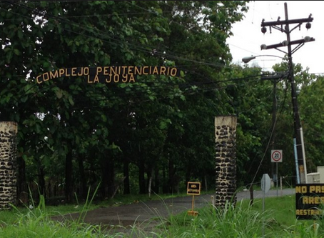 Donate to the inmates in La Joya prison Panamá