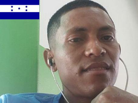Senor Jose Luis Castile Allen, from Honduras, speaks out on human rights abuses in La Joya.