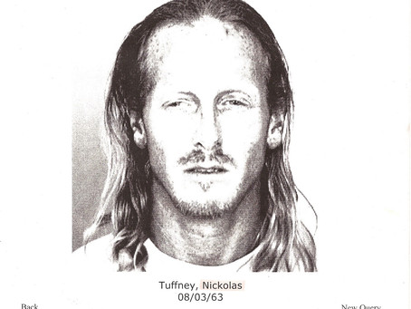 A US case of arrest based on mistaken identity. This is not the first time Mr Tuffney has been.....