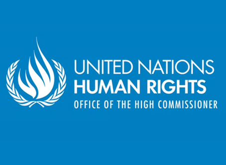 United Nations Human Rights - Office of the High Comissioner to Panamá sends letter to Panamá.