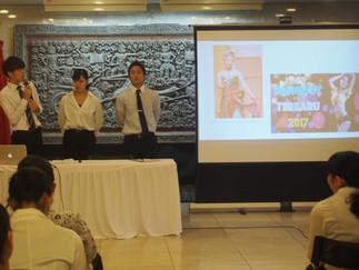 加藤ゼミがインドネシア共和国大使館を訪問しました