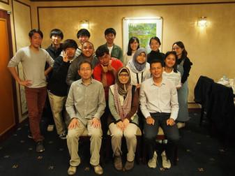 加藤ゼミの学生が国際交流ボランティアに参加