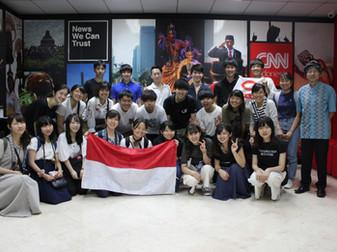 ●加藤ゼミインドネシアで夏合宿を行いました