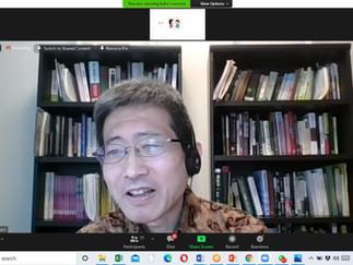 加藤教授が北スマトラ大学のセミナーで講演しました