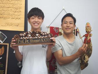 加藤ゼミの学生が2019年度プロジェクト奨学金を獲得しました