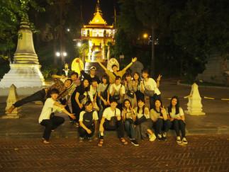 加藤ゼミ カンボジアで春合宿を実施しました。
