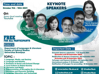 加藤教授が国際セミナーで基調講演を行いました