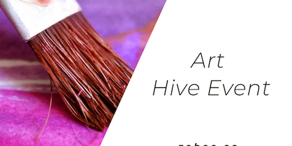 Art Hive Panel Talk - Creative Process Knowledge Sharing