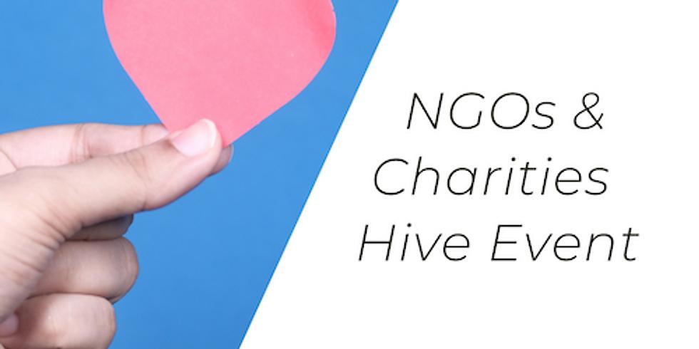 NGO Knowledge Sharing Session - Fundraising for Nonprofits
