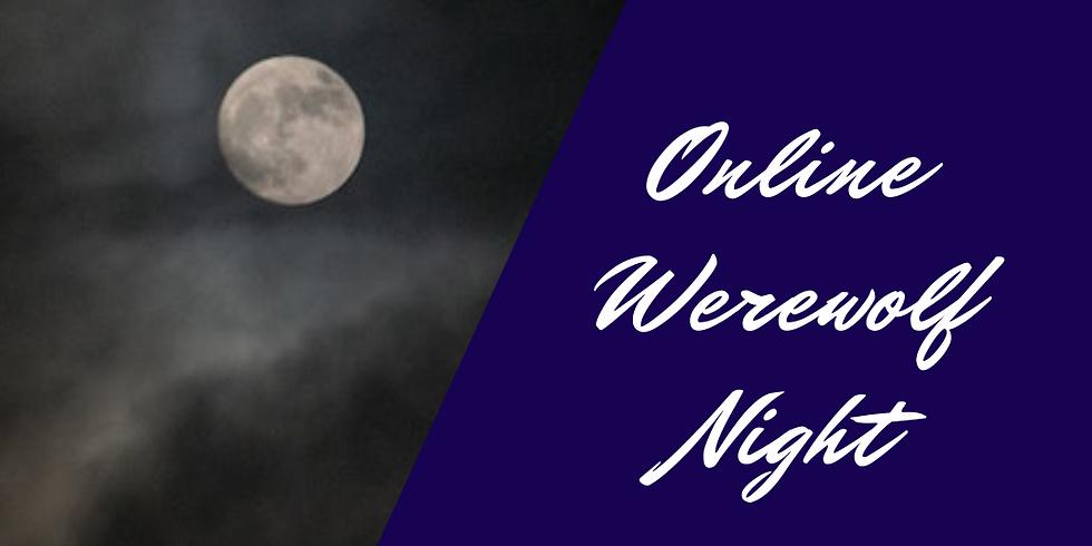 Online Werewolf Night