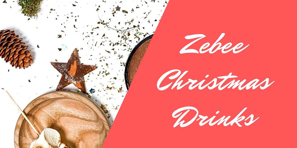 Zebee Christmas Drinks
