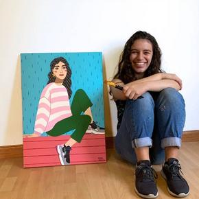 Maria Jose - illustrator