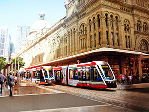 Light Rail on Track for 2019 Completion