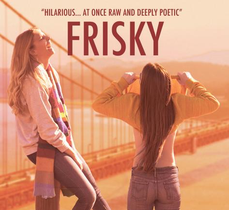EVENT CINEMAS – Frisky Q&A With Claudia Pickering