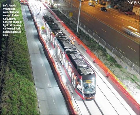 Light rail saga: end is in sight
