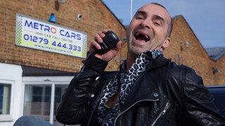 Louie Spence: Taxi Driver