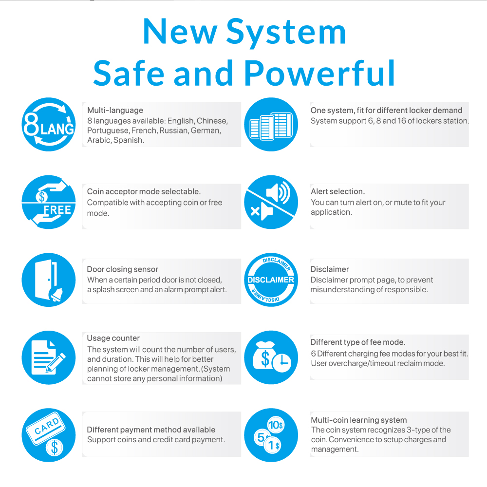 Nouveau système sûr et puissant