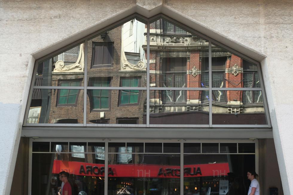 Shop Window - Amsterdam 2017