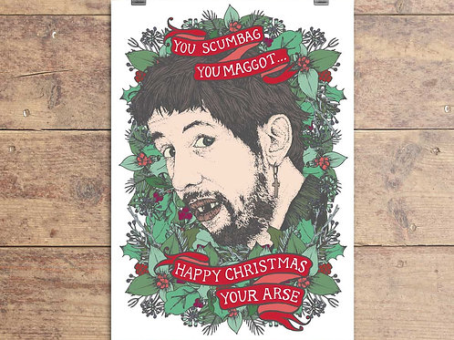 Fairytale Of New York - Shane MacGowan - The Pogues - Christmas