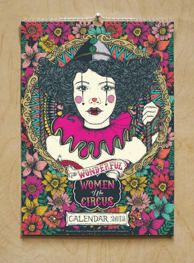 Lost Plots Calendar 2018