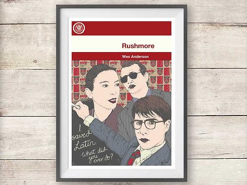 Rushmore - Wes Anderson - Print