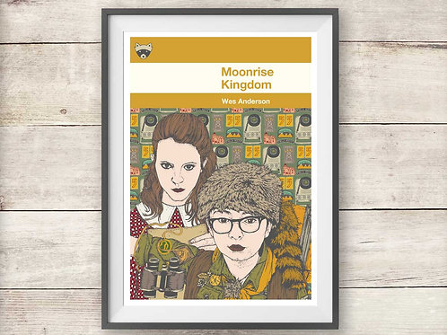 Moonrise Kingdom - Wes Anderson - Print