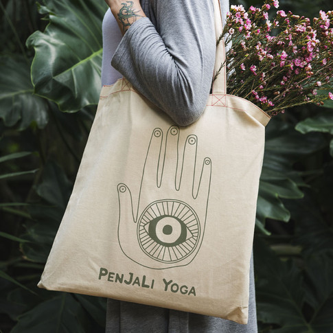 PenJaLi Yoga - Brand Identity