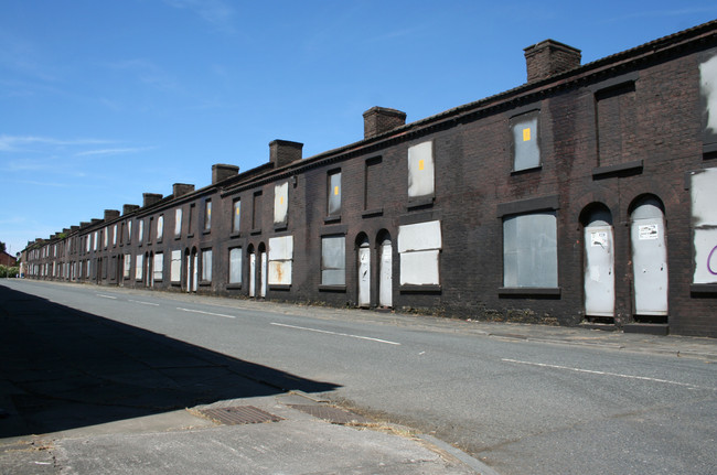 Welsh Streets - Liverpool 2014