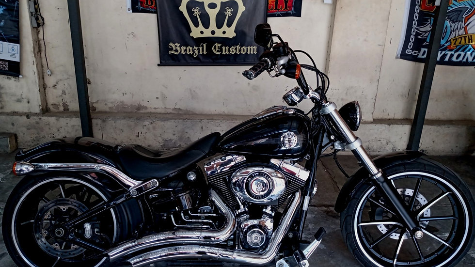Harley Breackout 2015