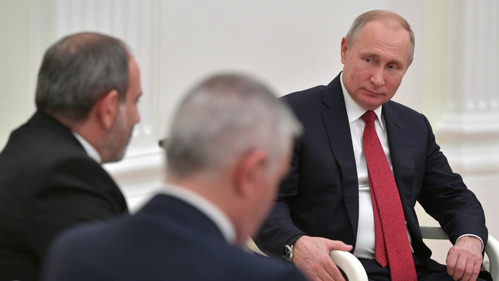 Novas tensões entre Baku e Ierevan